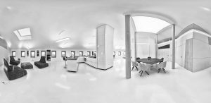 360 grad Panorama Wasserturm Architektur