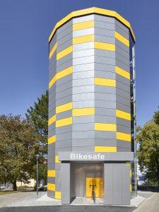 Wöhr Autoparksysteme GmbH Bikesafe Rutesheim