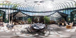 Palais Coburg Wien Restaurant 360 Grad Fotografie
