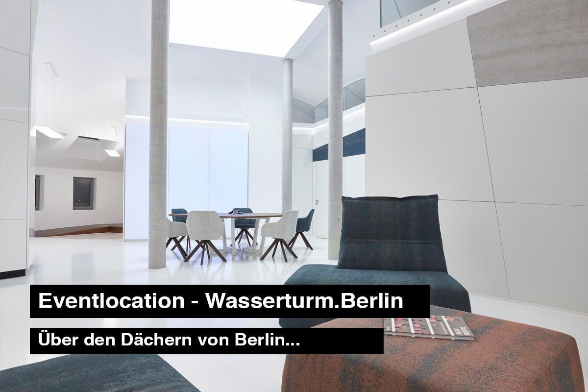 Wasserturm Berlin Architektur Fotografie Möbel Design