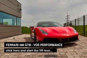 Virtual Reality Ferrari GTB VR-Tour
