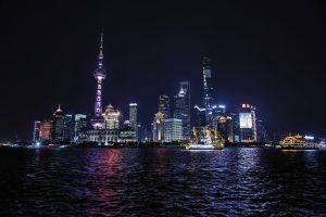 Shanghai Architektur Fotografie China