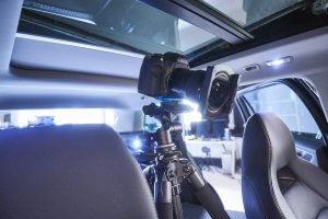 Skoda Kodiaq 4x4 Automobil Fotografie Making of Interior
